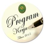 Program Kerja PA Sanggau Tahun 2015